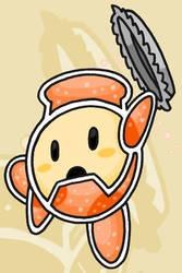 Kirby Hats - Fizz Man by professorhazard