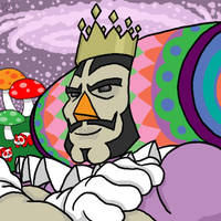 King of All Cosmos by professorhazard
