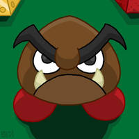 Goomba by professorhazard