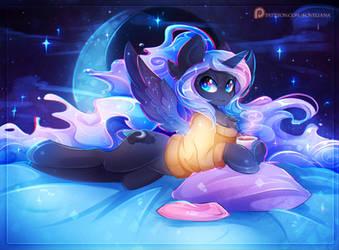 Luna by Koveliana