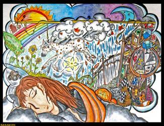 Dreams of Me by BethMcBeth