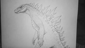 Godzilla: Legends - Godzilla by ARC9652