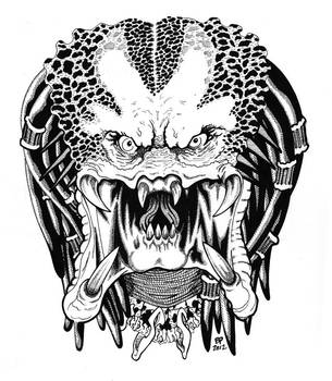 Predator - better scan by BigDogsStudio