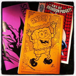 SpongeBob Square Pants by BigDogsStudio