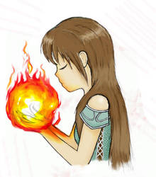 Dragon Fire by Wahl-Von-Lugacki