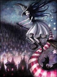 Heksendans by staje