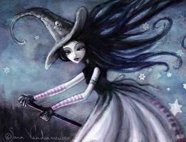 detail witch by staje