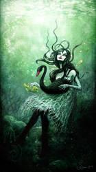 Absinthe Waters by staje