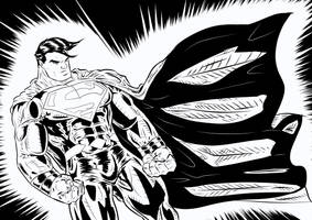 Superman Inked 2016 by azzh316