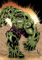 Hulk Colors 2016 by azzh316