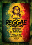 Reggae Poster Template Vol. 4 by IndieGround