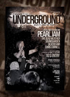 Grunge Poster Template Vol. 2 by IndieGround