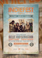 Indie Poster Template Vol. 9 by IndieGround