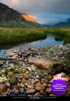 Sunrise over Afon Llugwy by Neutron2K
