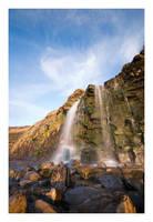 Kimmeridge Falls - In Colour by Neutron2K