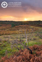 Stormy Sunset over Bratley View by Neutron2K