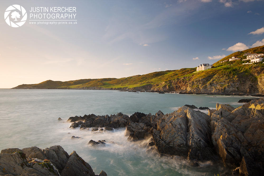 Late AFternoon at Woolacombe Bay by Neutron2K