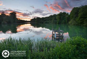 Hillfont Lake by Neutron2K