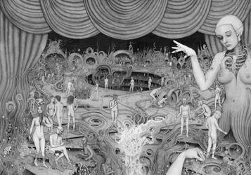 The Theatre by bentolman