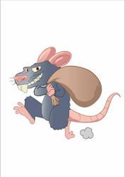mouse by DimaCupidAngel