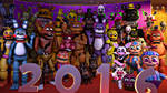 (SFM FNAF) Happy New Years! by Detective-Puppet