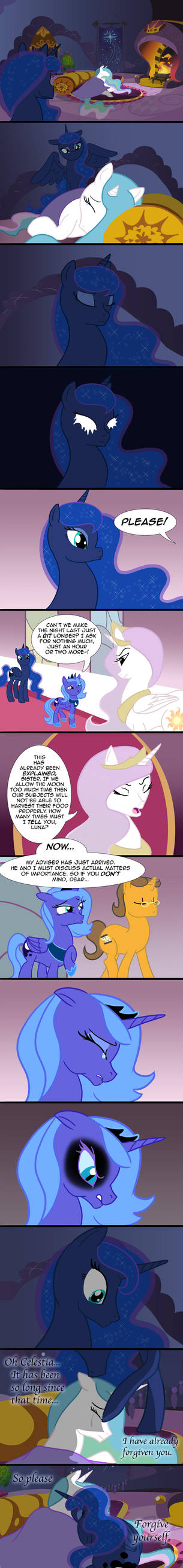 Forgiveness (Fanthrose comish) by Tprinces