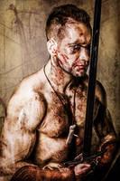 Matt the Barbarian by Nivelis