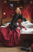 Victorian Boudoir by Nivelis