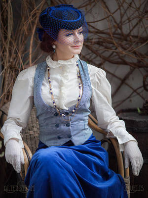 Sapphire Elegance 2 by Nivelis