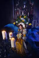 Prayer. Lilith Sahl by PlatinumEgoist