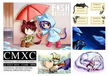 Original Creative Market 2016 Promo by AkiraxCMXC