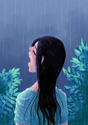 Rain and Tears by AkiraxCMXC
