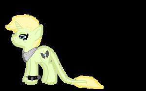 Greeny (redesigned) by GengarPunk95