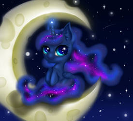 Moon Princess by Nuumia