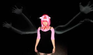 LUCY -ELFEN LIED- COSPLAY by ElettroBunny