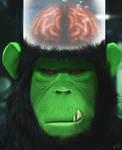 Mojo Jojo by AtheistNation