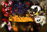Halloween soup by M0onQueen