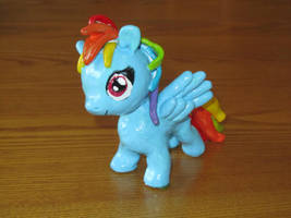 Rainbow Dash 4 by NickDClements