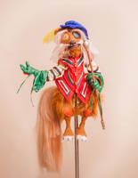 Sir Didymus 15of17 by NickDClements