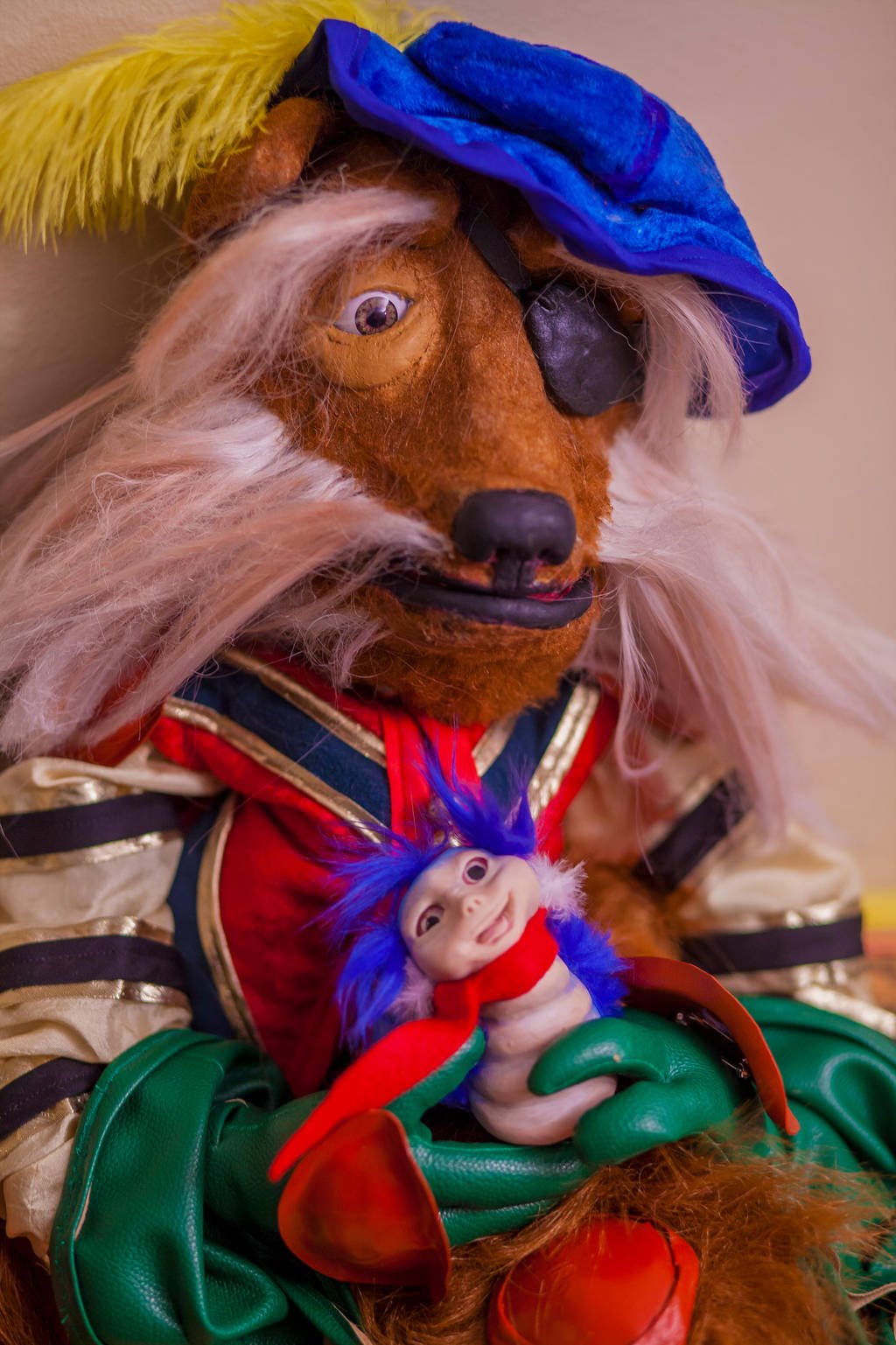 Bonus Sir Didymus and Worm 3of3 by NickDClements