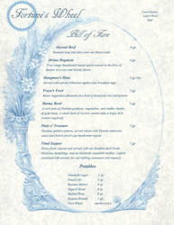 Fortune's Wheel Menu by PortBaron
