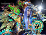 BelethInBlue by yukigodbless
