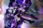 Date A Live Season 2 : Tohka Yatogami  cosplay 3 by yukigodbless