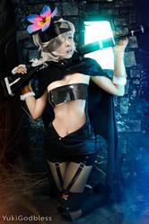 Fremy Speeddraw cosplay by yukigodbless