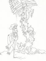 Art Trade Edd N Eddy by ArrogantLampShade