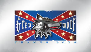 Grey Wolf-Logo-presentation by R1Design