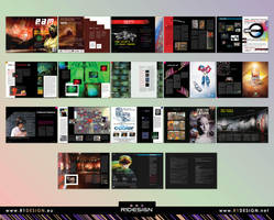 EAM - Magazine concept by R1Design