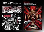 Biftekk-web art-presentation by R1Design
