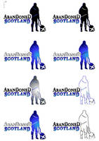 Abandoned Scotland Logo-presenation1 by R1Design