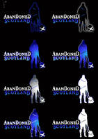 Abandoned Scotland Logo-presenation3 by R1Design